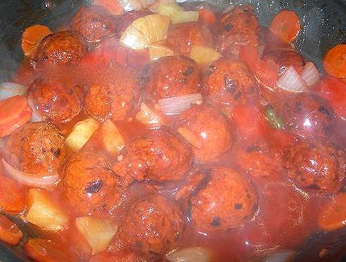 Image result for thịt gà sốt cà chua