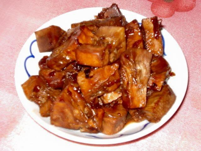 Image result for cách làm thịt kho xá xị